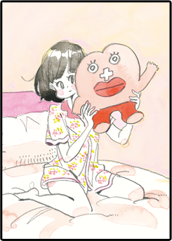 「生理ちゃん」小山 健